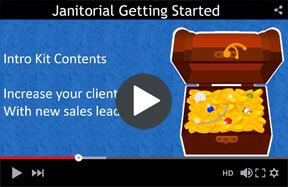 Learn more about our Intro Kit from Leads for Commercial Cleaniing